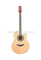"40"" Best Cutaway Acoustic Guitar Supplier (AFM01C)"