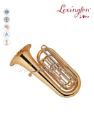 Bb Key Tuba with Premium case (TU9945G-SSY)