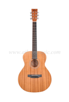 "36"" GS Mini Style Travel Guitar High Quality Student Acoustic Guitar (AF77L-GSM)"