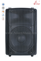 "12"" Active Woofer XLR RCA Plastic Cabinet Speaker (PS-1225APB)"