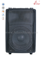 High Quality Woofer 2-way Active Cabinet Plastic Pro Audio Speaker ( PS-0860APB )