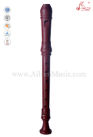 Colored Plastic Baroque Alto Recorder Flute (RE2485B-2)