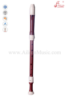 German Style Wooden copy Red Alto Recorder Flutes (RE2430G)