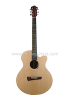 "40"" Spruce plywood fingerboard Acoustic Guitar (AFG10-40'')"