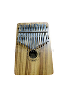 17 keys koa plywood body Kalimba with Bag (KLB50L-17)