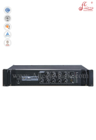 Musical Instrument Priority Mircrophone Treble Bass Public Address Power Amplifier (APMP-0218S)