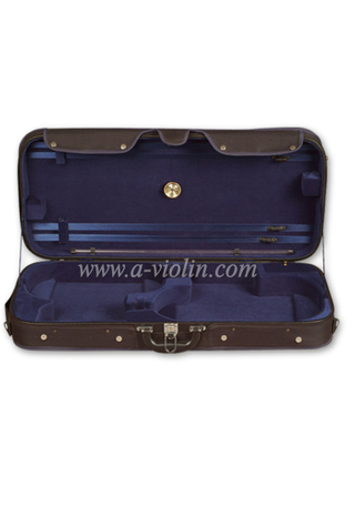 "4/4,16"" Violin and Viola Plywood Case (CSVA207)"