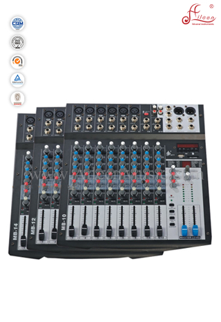 High-quality 60 mm Faders DSP Digital Mixer Mixing Console (AMS-B10DSP)