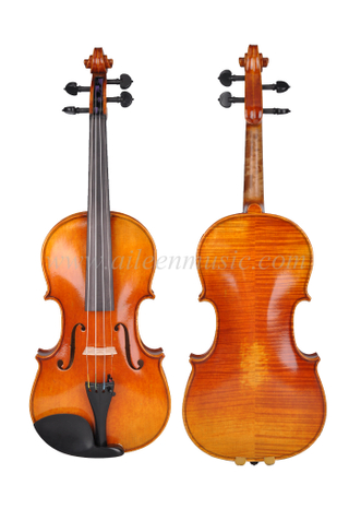 High Grade Selected Solid Spruce Top Oil Varnish Advanced Violin (VH500VA)