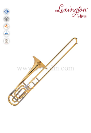 Professional Standard Tenor trombone With ABS Case Or Soft Bag (TB9123G)