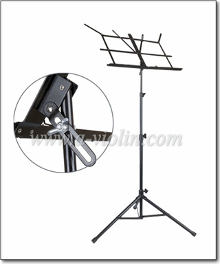 High Quality Adjustment Iron Music Sheet Stand (MS110H)