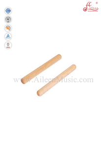 Wood Cowbell Drum Beater/Drum Sticks (AWCB01)
