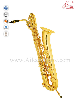 Gold Lacquer Baritone Saxophone (SP3051G)