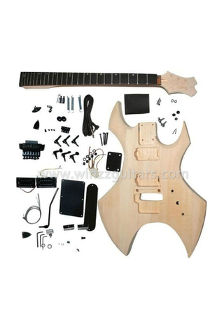 Unfinished DIY Electric Guitar Kits (EGH120-W)
