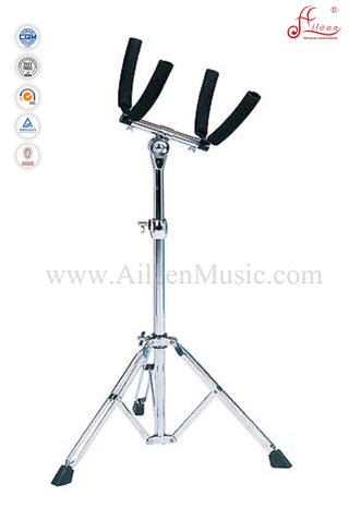 Adjustable Chrome Tambora Drum Stand/Musical Instrument Stand (ATMSC001)