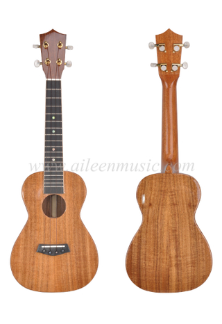 23/26 Inch All Solid Koa Top Back And Side Ukulele (AU50-2-23)