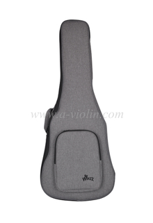[Aileen] 41'' Soft Grey Color Acoustic Guitar Bag (BGW720B)