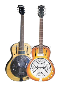 Round Neck Resonator Dobro Guitar (RGS92E)