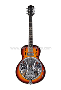 Linden Plywood Body Electric Resonator Dobro Guitar (RGS90)