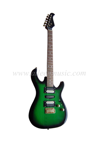 [Aileen] ST Style Solid Wood Top Electric Guitar (EGS212R)