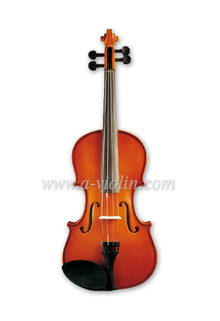 Wholesale Solid Wood Carved Acoustic Student Viola (LG103)