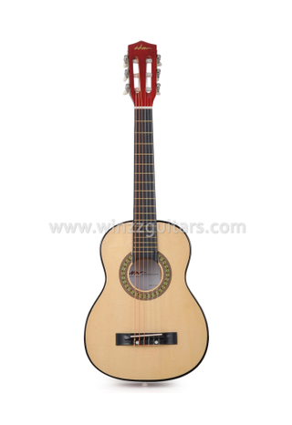 "30"" Linden plywood classical guitar (AC30L)"