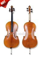 High Grade Colorful Flamed Handmade Cello (CH200Z)