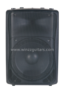 15 inch EQ Active Plastic Cabinet Woofer Professional Audio Speaker ( PS-1530APB )