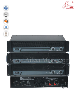 Musical Instrument XLR TRS Speakon Stereo Bridge Professional Power Amplifier (APM-X08)