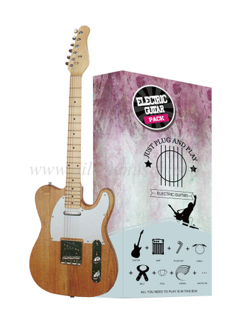 TL Style Telecaster Electric Guitar Package(EGT10-10S)
