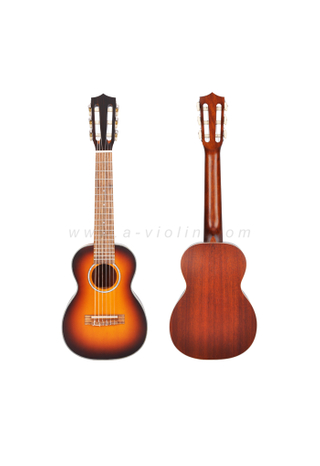 "28"" nylon strings spruce plywood top guitarlele (AGU17L)"