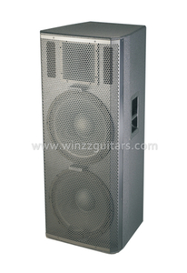 15'' Professional 700W 98dB 2.5KHz 3'VC Woofer Wooden Cabinet Speaker (PS-1570W)