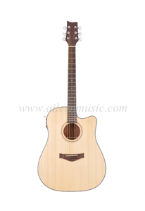 Winzz New Carbon Fiber Acoustic Guitar(AF485CE)