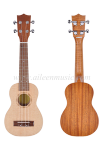 Full Size Spruce Plywood Top Ukulele (AU17L)