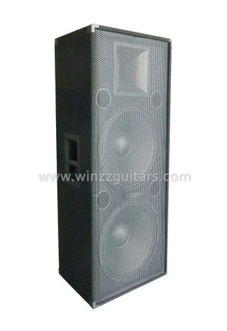 15'' Professional Passive 96dB Sensitivity Wooden Cabinet Speaker ( PS-1530W )