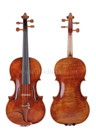4/4 Europe materials' Violin, Flamed Maple quality chinese violin (VH600EM)