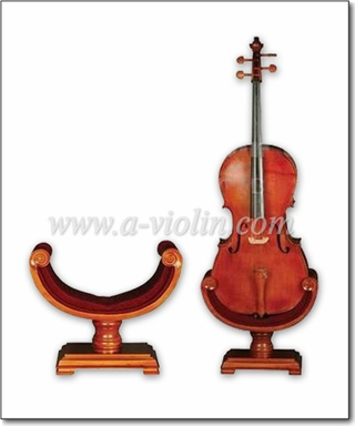 Turn Around Wooden Cello Stand (STC10-T)