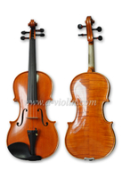 Hand made Conservatory Violin, Exceptional tonal quality Advanced Violin(VH150D)