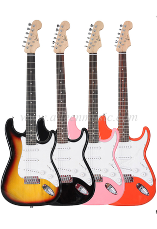 All Solid ST Style Electric Guitar (EGS111)