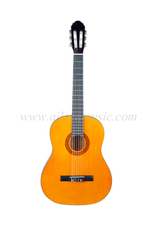 "39"" Classical Guitar, Great Price For Guitar Beginners (AC851)"