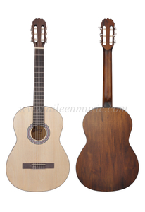New Product Advancing Student Series with Hand Rubbed Finish Classical Guitar