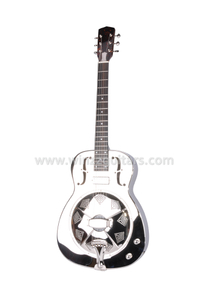 Wholesale musical instrument Resonator Guitar(WRG100E)