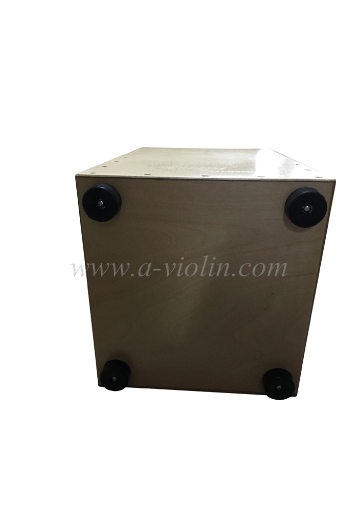 china cajon drum with snare interior for adult (ACL014)