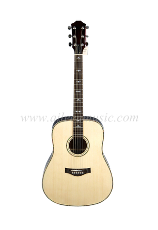 "41"" Plywood Dreadnought Beginner Acoustic Guitar (AFG11)"