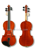 Hand made Conservatory Violin, Flamed Maple Advanced Violin (VH30H)