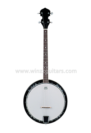 Remo Head 4-String Chinese Banjo (ABO184)