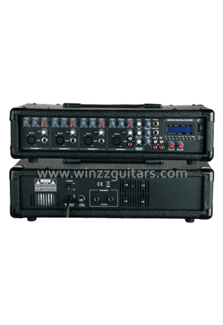 Professional Audio Hot sale 4 Channel Mobile Power Amplifier FM PA Amplifier ( APM-0430U )