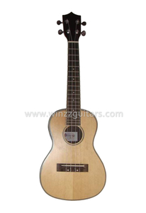 Chinese Spruce Plywood Top 23 inch Concert Ukulele (AU08L-23)