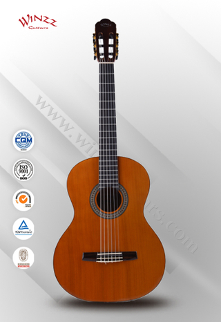 "39"" Best Handmade High End classical guitar (ACG160)"